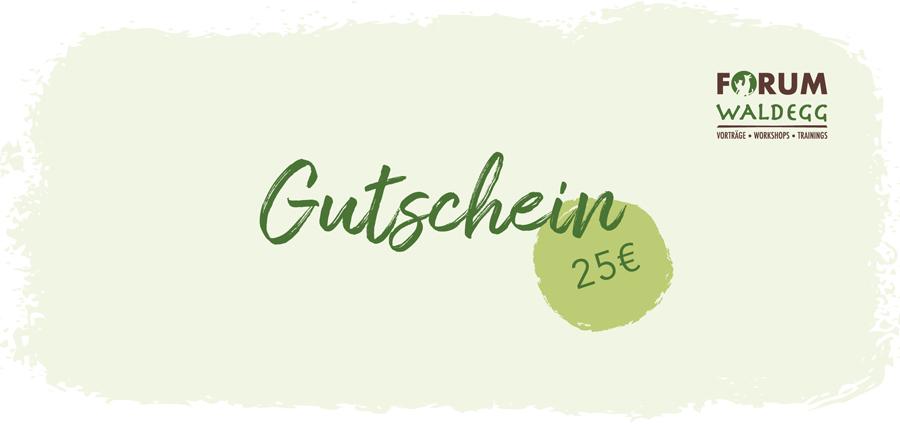 Forum Waldegg Gutschein